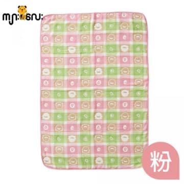 (piyopiyo) Airflow Soft Cotton Blanket (Pink)