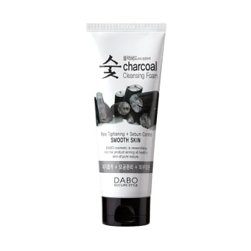DABO Charcoal Foam Cleansing (smooth Skin) - 150ml