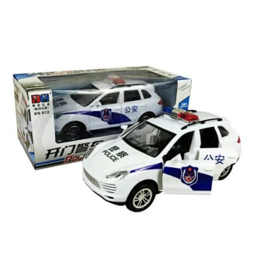 Police Car (3+ Ages)