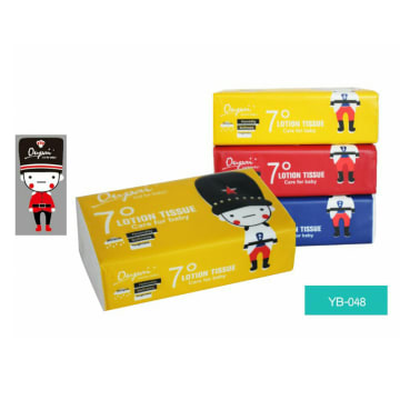 Lebay Lotion Tissue 3pcs
