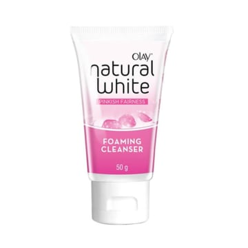 Olay Natural White Foaming Cleanser 50g