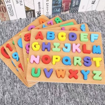 Small Puzzle (A to Z)