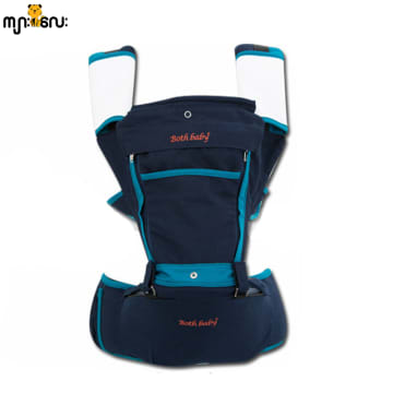 BothBaby Hip Seat (Navy)