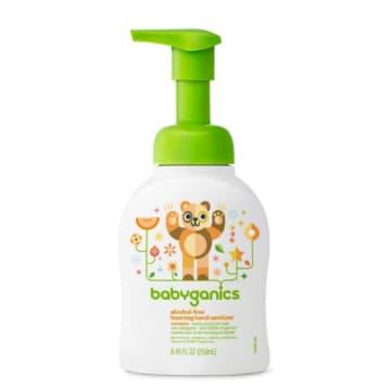 Babyganics Hand Sanitizer, Mandarine (250ml)