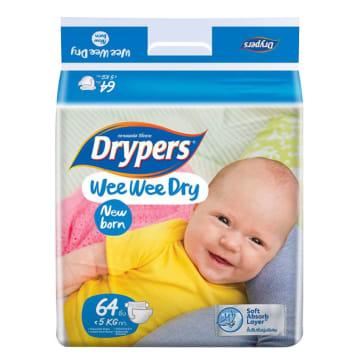 Drypers WWD NB (64s) G4