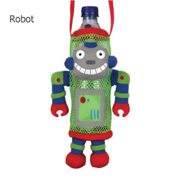 Robot Bottle buddies