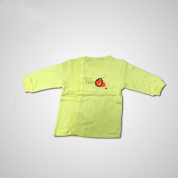 Baby Mommy BS Color Shirt Interlok Size-3 (3-6M)