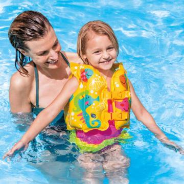 INTEX Tropical Buddies Swim Vest