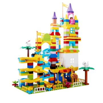 Fantasy Castle Racing Sliding Track (260 Pcs)  (3+ Ages)