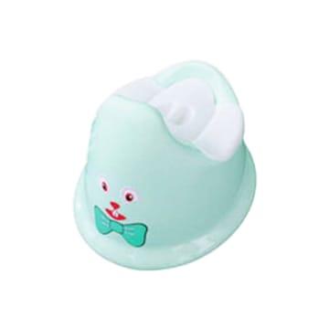 Plastic baby toilet