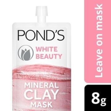 POND'S White Beauty Clay Mask BNS (8g)