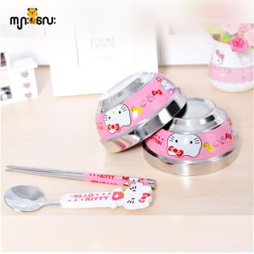 Hello Kitty  Dinner Set ( Style 2)
