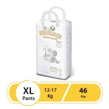 Nature Hugs Diaper Super Jumbo Pants XL (46 Pcs)