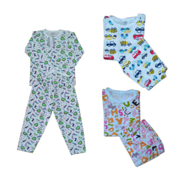Baby & Me-Hmstay L Set - 3year