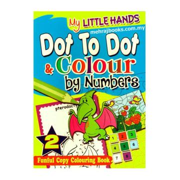 Funful Copy Colouring Book 2