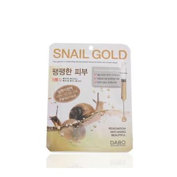 DABO Snail gold Mask (23g)