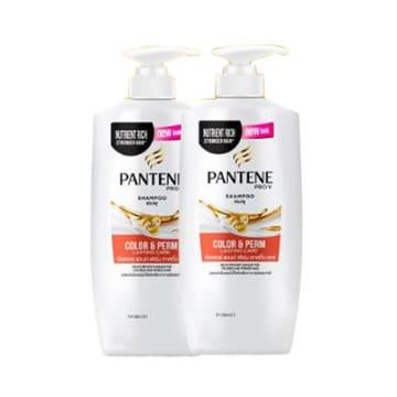 Pantene Shampoo 450ml (Color & Pern)