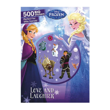 Disney Frozen Love and Laughter (Paperback)