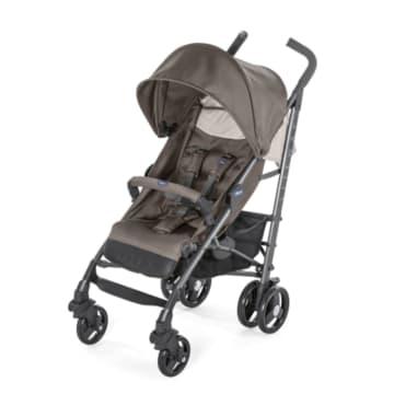 Chicco Lite Way 3 Basic Stroller BB Dove Grey