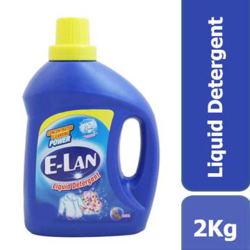 E-LAN Detergent Liquid Regular 2Kg