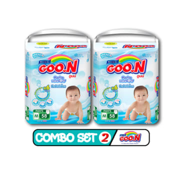 Goo.N Pants - M .58 Pcs ( Combo Set 2 )