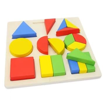 Puzzle (အဝိုင်း၊ လေးထောင့်၊ တြိဂံ)