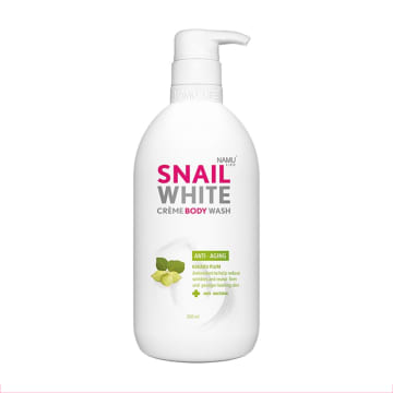 Namu Life SnailWhite Cream Body Wash Anti-aging 500 ml
