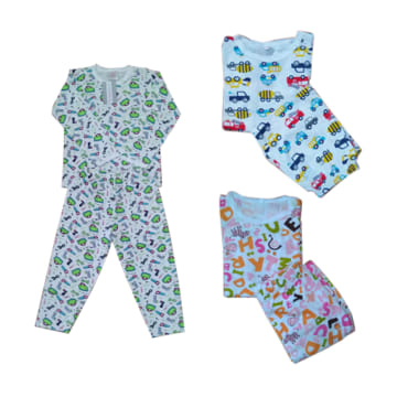 Baby & Me-Hmstay L Set - 2 year