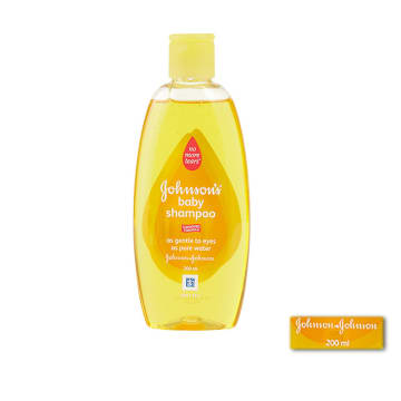 Johnson's baby shampoo gold  200ml