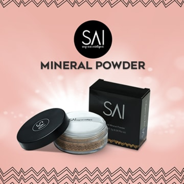 Natural Mineral Powder - Natural Beige (03) 7g