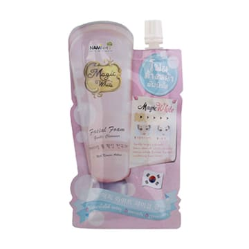 Nami Magic White Facial Foam 50g