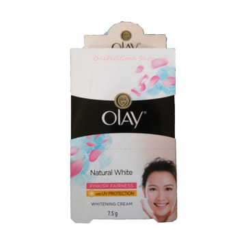Olay Natural White Light Cream 7.5g