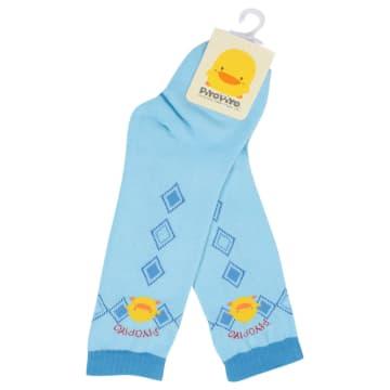 Piyo Piyo Shank High Socks (B28)