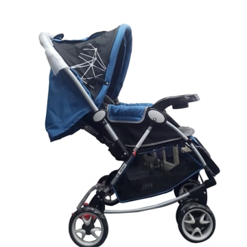 Urbini Baby Stroller (Blue) - A516H-IA5B