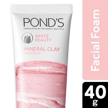 POND'S White Beauty Clay Foam (40g)