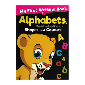 Alphabets,(capital and small letters) Shapes and Colours