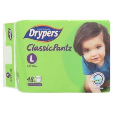 Drypers Classicpantz L(48s) G1