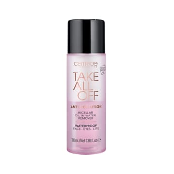 Catrice Take All Off Anti-Pollution Micellar Oil-in-Water Remover 010