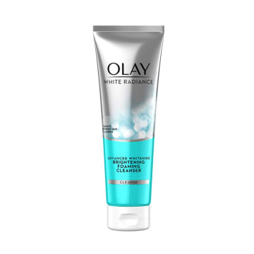 Olay White Radiance Brightening Purify Foaming Cleanser 100g