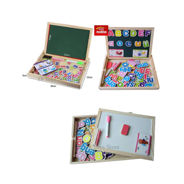 Magnet Puzzle Board