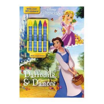 Disney Princess Daffodils & Dances (Crayon Keeper)