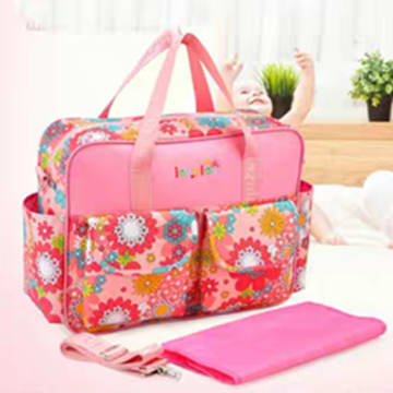 BABY-Mother Bag (Pink Color)