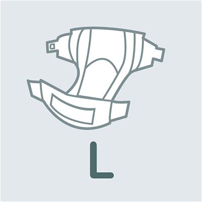 Diaper L