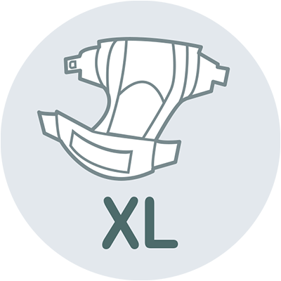 Diaper XL