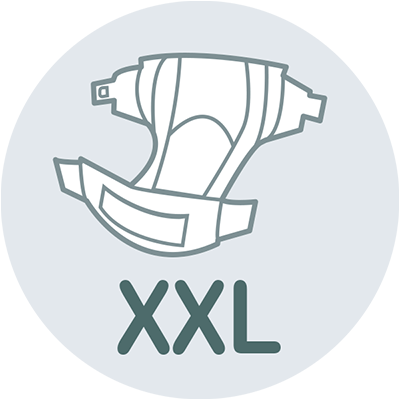 Diaper XXL
