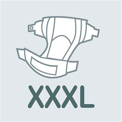 Diaper XXXL