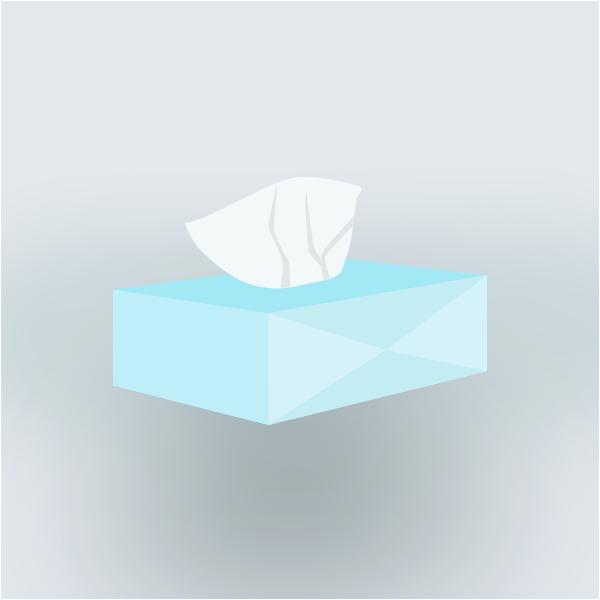 Dry Tissue