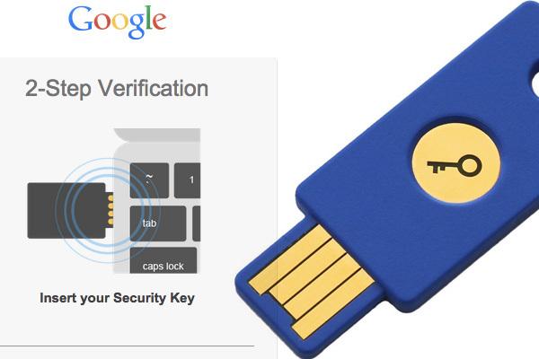 Google USB Security Key