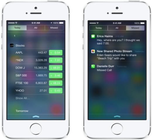 notification-center_iOS 8