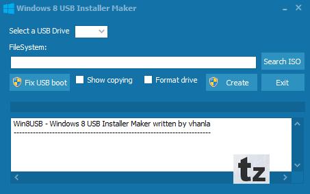 Windows 8 Tool
